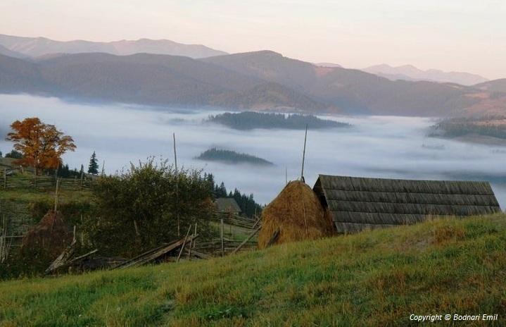 Toamna in Obcinile Bucovinei