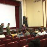 Acțiune educațională Wild Bucovina, Solo - liceul Ion Luca