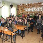 """Proiect educaţional cu Liceul Tehnologic """"Vasile Cocea"""" Moldoviţa"""